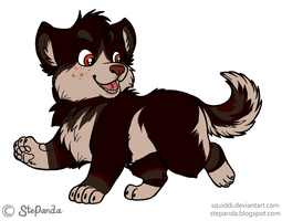 Puppy adoptable 8 by CelesticAdopts