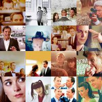 NCIS Icon Collages by vivovivo