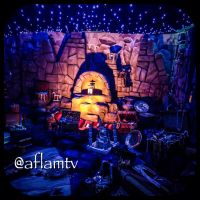 Cave of wonders  by aflamtv