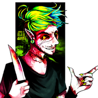 antisepticeye by Arkeresia