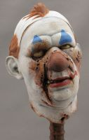 Zombie Clown by AlfredParedes