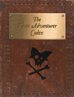 The Pirate Adventurer Codex by SatsumaLord