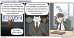 The Adventures of Business Cat - Bonding by tomfonder