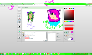 iscribble 3 by theAWSOMEpeace