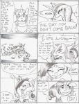 MLP FIM 'The forgotten element' chapter 2 p 18 by joelashimself