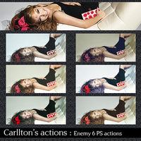 Enemy : carllton's action pack by Carllton