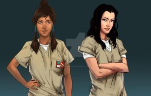 TLOK feat OITNB by Afterlaughs