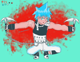 (Palette 44) Black Star by TheApatheticKat