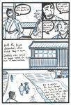 Sugawara Duel Roulette Page 1 by AndMaybeASoda