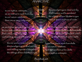 Collab: ANARCHAE + debate by buddhakat9