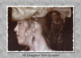 My Daughter: Nori Kemper by momentsareprecious