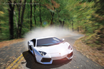 Drifting with the Aventador fullHD by Shimimaro