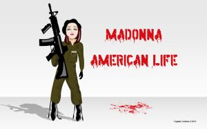 American Life by Ludingirra