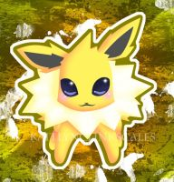 Jolteon 2.0 by Clinkorz