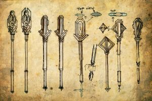 Forodren Auth: Dwarven Weapons 4 by Meanor