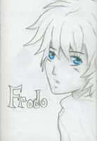Frodo Sketch by WindWo1f