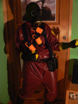 Pyro cosplay by kaakelilattia