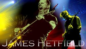 James Hetfield by demor
