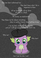 A Heartbroken Dragon II by rjrgmc28