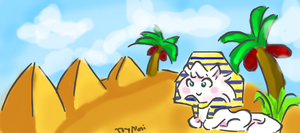 Icing in Ancient Egypt by o0TenshiNoHikari0o
