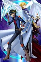 Yu-Gi-Oh! 5D's by ikeda