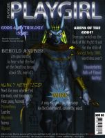 Playgirl November - Anubis by 3D-Fantasy-Art
