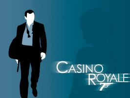 Casino Royale Wallpaper by HenkkaArt