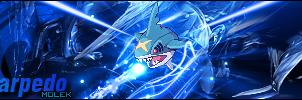 Sharpedo Sprite Art by Molekcito