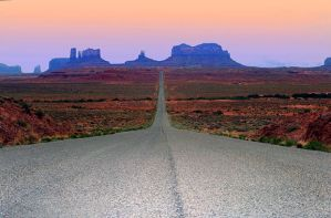 Monument Valley Road by patindaytona