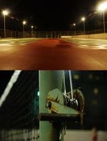 tennis courts by emgee