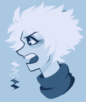 Killua Palette by Karcutie