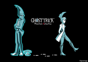Ghost Trick Design by Espiownage