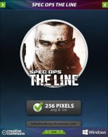 Spec Ops The Line Icon by tRiBaLmArKiNgS