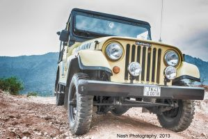 Off-road machine by Nash-Photography