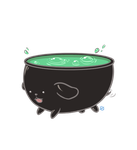 Cauldron Puppy by AmericanGirlHope