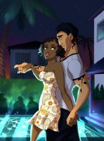 Party in coconut grove by SilvesterVitale