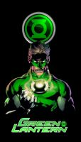 Green Lantern-Blackest Night Photoshop'd by jjones40