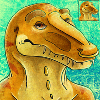 Icon Commission - Ira by Zalcoti