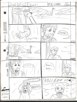 THE ULTIMATE BATTLE pg.173 by DW13-COMICS