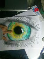 Eye by Babinske