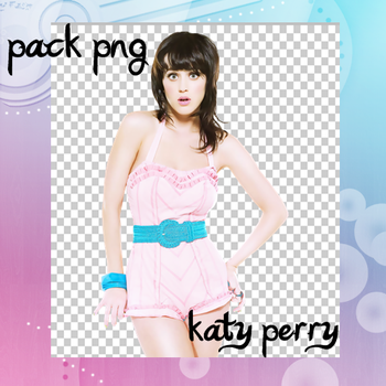 Pack Png Katy Perry  by sexipaletatinista