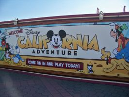 Welcome 2 California Adventure by S775