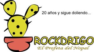 Rockdrigo Logo Full Color by Aiestesis
