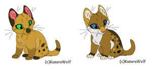 Trade kits for SuperEchidna415 by LizzysAdopts
