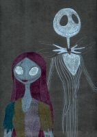 Jack and Sally by taloose