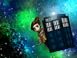 All of Time and Space (Collab) by Chrisily