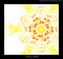 VOLCANO by saxeh