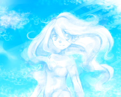 Cloudy by Oriiole