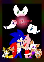Capa-'The true power of love' by katie-the-fox