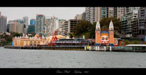 Luna Fun Park Sydney NSW by RaynePhotography